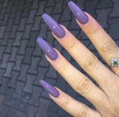 Awesome coffin nails are the hottest nails now. We collected 130 of the most popular coffin nails. So you don't have to spend too much energy. It's easy to find your favorite coffin nail design. Nails Now, Aycrlic Nails, Dope Nails, Coffin Nails, Hair And Nails, Manicures, Teen Nails, Fall Nails, Nagellack Design
