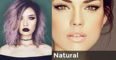 Natural | What makeup suits your personality?