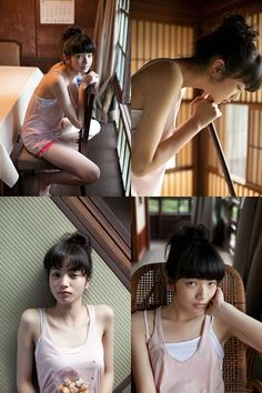 singlr:  [GIRLS] 小松菜奈|デジモノステーション 2012/07月号「読書少女」vol.14 | テンズライヴス-tenslives