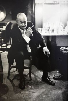 COLEMAN HAWKINS at the Village Gate in New York, '63...I love Jazz saxophone and Coleman Hawkins is my favourite