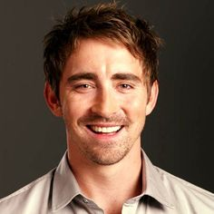 And on the 8th day God created Lee Pace