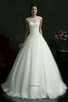 Wedding vestido de noiva