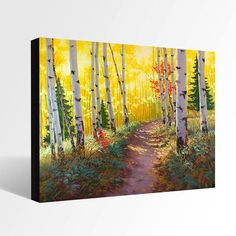 OIL Painting LANDSCAPE Painting Giclee Print Canvas by sidorovart