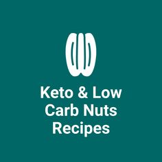 Nut Recipes, Almond Recipes, Whole 30 Recipes, Low Carb Recipes, Nuts Nutrition Facts, Balance Hormones Naturally, Hormone Balancing, Healthy Fats, Ketogenic Diet