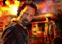 Rick Pic#136 of burning and places'