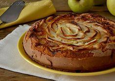 Torta di mele e ricotta, una torta sofficissima senza grassi