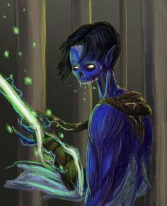Raziel, The Soul Reaver by gidb7.deviantart.com on @DeviantArt
