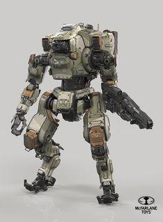 【機甲科幻】人形機械