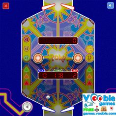 1vs1 pinball machine with physics! Fight against your computer! The game is similar to a pinball machine, but with two opposing players. Each player must try to score a point by throwing the ball over the opponent's defenses. The player who scores most points wins the game. Collect multipler-score-bonus and get extra-time-bonus to extend play. Le Charity Shop, Extended Play, News Games, Pinball, Scores, Arcade, Your Design, Physics, Have Fun