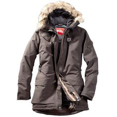 7bf95873 Nuuk Parka | Fjällräven Fur Vest Outfits, Country Wear, Down Parka, Faux Fur