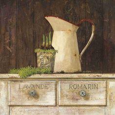 Lavande - Romarin (Arnie Fisk)
