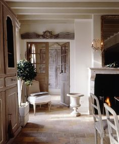 Shabby and Charme: A gorgeous French Style home