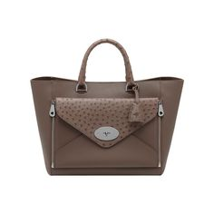 Willow Tote-Mulberry