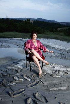 Laura Marinoni Foto di Luca Del Pia
