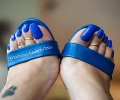 Long Toenails, French Pedicure, Beautiful Toes, Women's Feet, Toe Nails, Birkenstock, Open Toe, That Look, Orange