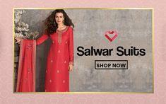 latest salwar suits online Latest Salwar Suits, Salwar Suits Online, Salwar Kameez Online, Palazzo Suit, Patiala Suit, Suit Shop, Indian Ethnic Wear, Indian Outfits, Kurti