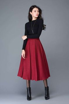 9f5c79790b7 77 Cute Outfit Ideas #119 Clothing Catalogs, Women's Clothing, Waist Skirt,  High