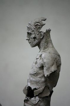 Sculptures by Christophe Charbonnel