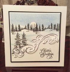 AbFab Designs: Winter Swirls