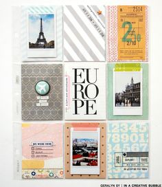In a Creative Bubble: Europe 2014 Album // France: Part I