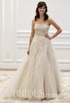 Anne Barge Wedding Dresses - Spring 2016 - Bridal Runway Shows - Brides.com   Brides