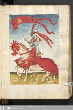 17 [8r] - Ms. germ. qu. 15 - Bellifortis - Page - Mittelalterliche Handschriften - Digitale Sammlungen