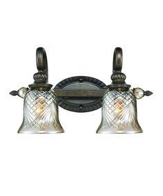 Golden Lighting 8118-BA2 Alston Place 9 Inch Bath Vanity Light
