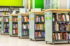 Библиотека для молодежи в Москве, фото