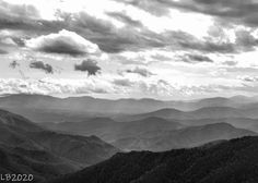View From 6600 – Monochromia