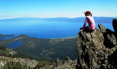 Six Great Hikes in Tahoe South, including Mt Tallac Lake Tahoe hike