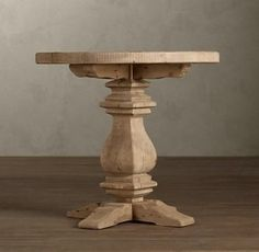 restoration hardware side table - Google Search