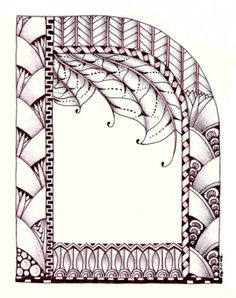 zentangle by kelly from http://indulgy.com/post/7ZGaHVCME1/zentangle#