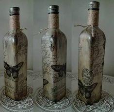 Decorative Bottles :     Resultado de imagem para butelka decoupage    -Read More –