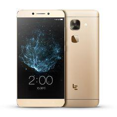 "High Quality Letv LeEco Le Max 2 Smartphone 4G LTE 3G WCDMA TD-SCDMA eUI 5.6 OS Qualcomm Snapdragon 820 5.7"" Screen 2.15GHz 64bit 6GB RAM 64GB ROM 8MP 21MP Dual Cameras Fingerprint Identification from tomtop.com"