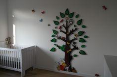 Kinderkamer van Sander. (Dank je wel Frank en Babet voor jullie inzending)