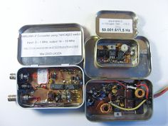 My electronics projects in Altoids tins #2