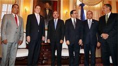 http://www.presenciarddigital.net - Presidente Danilo Medina está reunido con el gobernador de Nueva York, Andrew Cuomo
