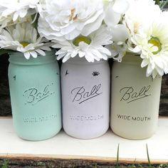 Mint, Lilac & Beige