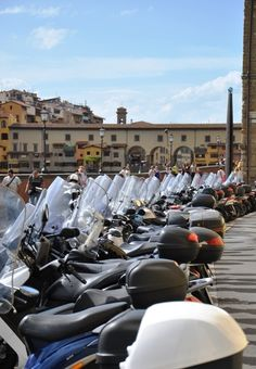 Transportation in Florence is clearly the best choice bike.
