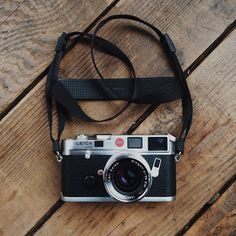 Leica M6 / photo by Janssen Powers