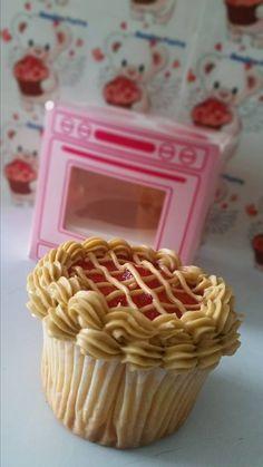 Cup cake pie de mora