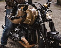 Jerikan Motorcycles custom BMW R65