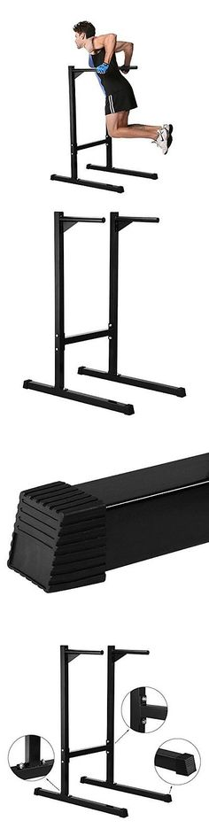 Other Fitness Clothing 158920: Heavy Duty Freestanding Dip Station Parallel Bar For Chest Bicep Triceps Workout -> BUY IT NOW ONLY: $87.95 on eBay!