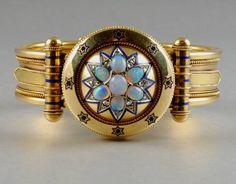 bangle bracelet from the Civil War, c/1860's