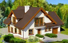Gotowy projekt Dom przy Cyprysowej 14