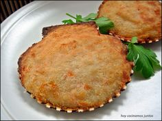 My Favorite Food, Favorite Recipes, Coquille Saint Jacques, Canapes, Fish And Seafood, Quiche, Catering, Food To Make, Sandwiches