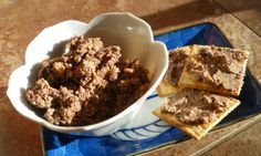 Quick and Easy Chicken Liver Pate