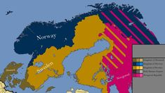 The History of Northern Europe: Every Year