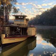 My home town Echuca/Moama Murray River, Paddle Boat, Victoria Australia, Australia Travel, Four Square, Melbourne, Boats, Travel Destinations, Thats Not My
