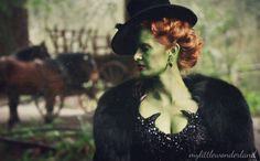Rebecca Mader ‏- Zelena - ONCE UPON A TIME
